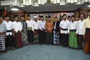 Puluhan Tokoh Masyarakat Puyung Berikan Dukungan Pembangunan Poltekpar