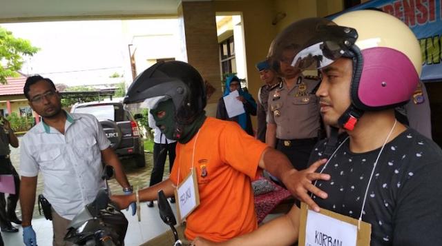 Sering Remas Payudara Korban Dijalanan, Pelaku Begal Payudara Ini dapati Sanksi Potong Tangan.