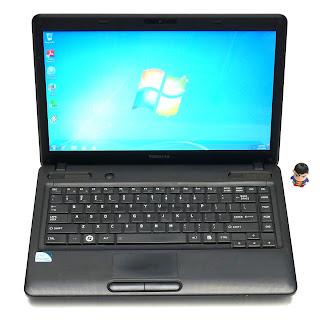 Laptop Toshiba Satellite C640 2nd Di Malang