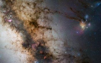 Wallpaper: Starscape - Milky Way