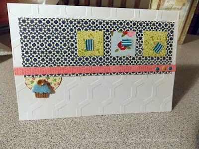 How to make craft leftovers cards