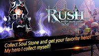 Download Game RUSH : Rise up special heroes APK