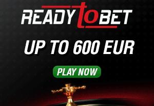 ReadytoBet Casino Screen