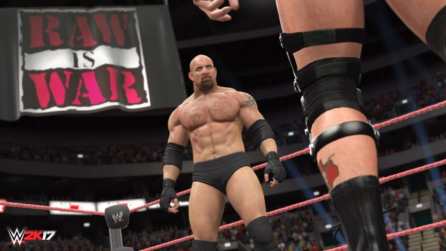 WWE 2K17 PS3 ISO Download