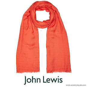 Kate Middleton wore JOHN LEWIS Modal Wrap