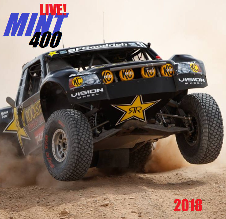 Mint 400 Champion Rob Mac Dueling In The Starting Trials