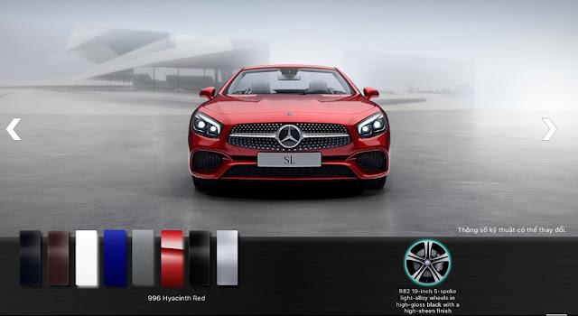 Mercedes SL 400 2018