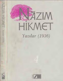 Nazım Hikmet - Bütün Eserleri 24 - Yazılar 4 - (1936)