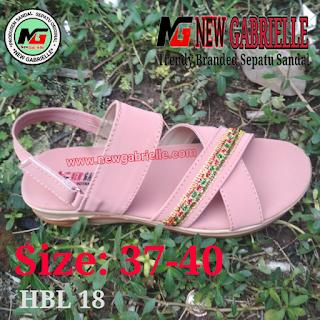 Sandal NewGabrielle Dewasas