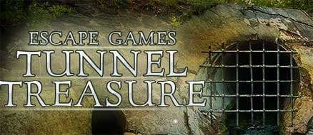 Juegos de Escape - Escape Game: Tunnel Treasure