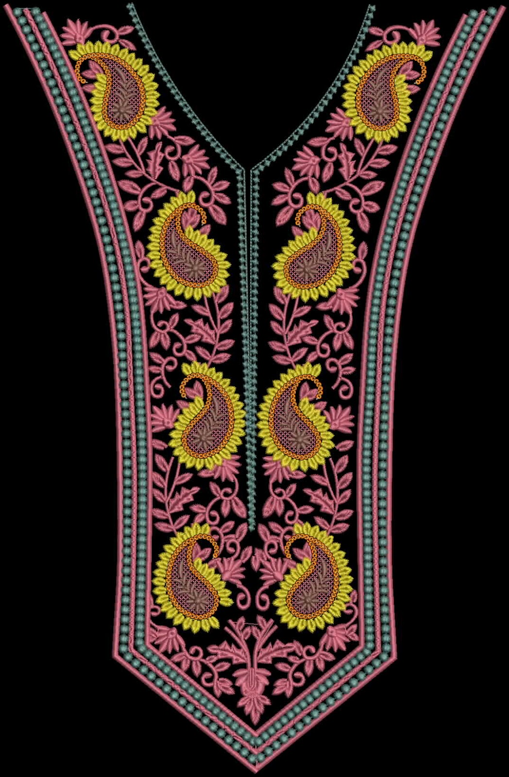 Good Hand Embroidery Designs