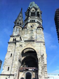 Gedächtniskirche Berlin 2016