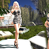 ::AK:: In Jersey Shore 2 Event - Mini Dress Isis