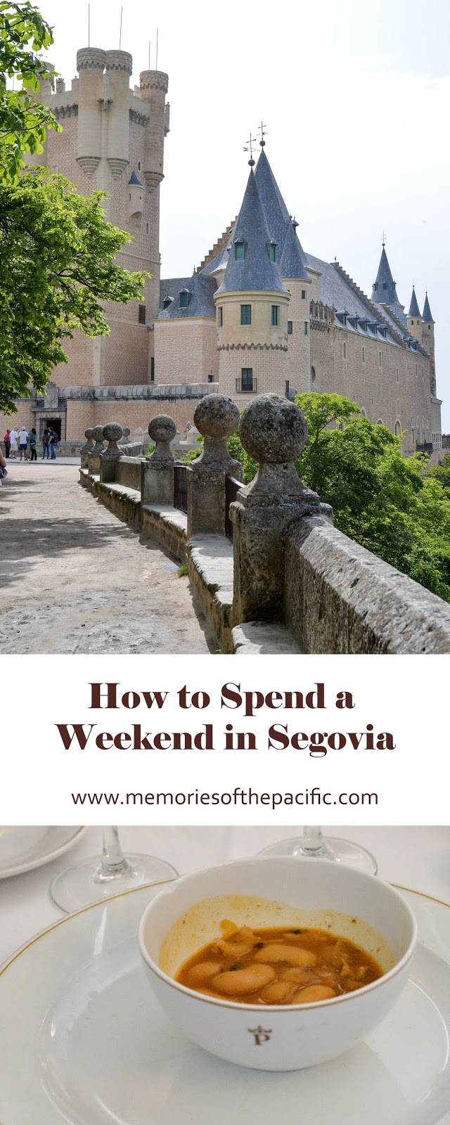 segovia spain travel guide weekend alcazar judiones