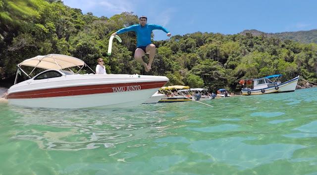 Blog Apaixonados por Viagens - Ilha Grande - Angra dos Reis - Rio de Janeiro