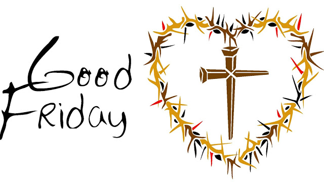 Happy Good Friday 2018 Clipart
