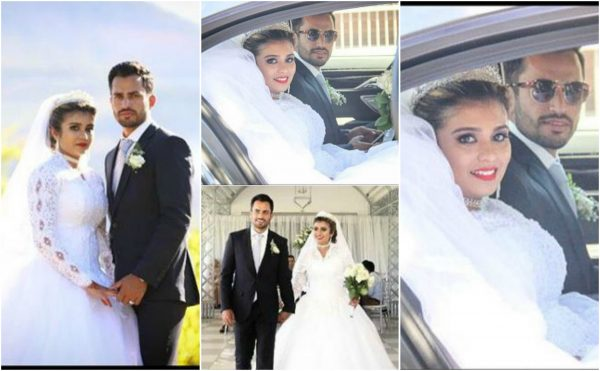 Pakistani Cricketer Mohammad Nawaz Royal Wedding In South Africa