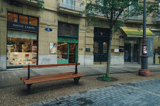 Donosti Libreriaの外観
