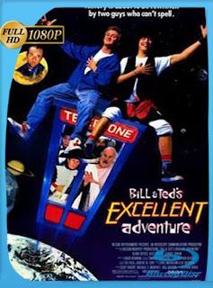 Las alucinantes aventuras de Bill y Ted 1989 HD [1080p] Latino [Mega] dizonHD