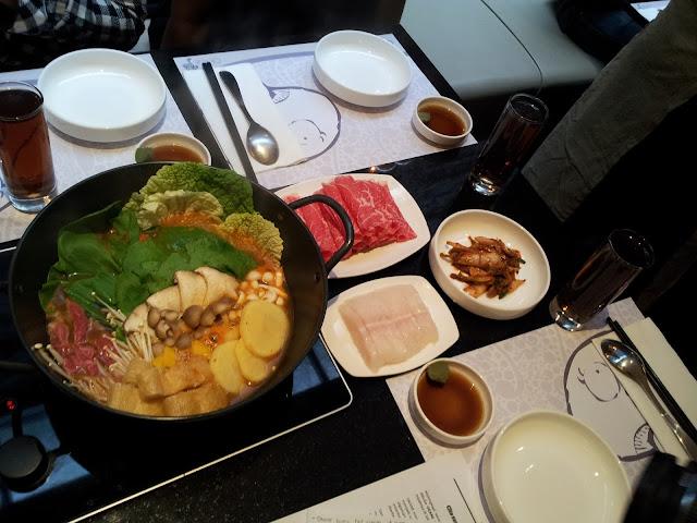 Japanese Food, Best Shabu Shabu In Jakarta