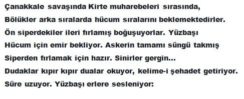 çanakkale, çanakkale savaşı, kirte muharebeleri, cenaze namazı, osmanlı, türk, türk askeri, savaşçı, hikaye, güzel hikaye, kıssa