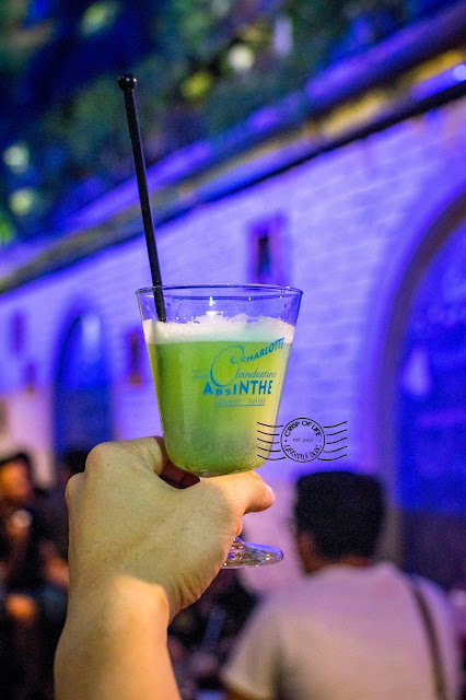 Patio bar de tapas with New Menu @ Weld Quay, Georgetown Penang