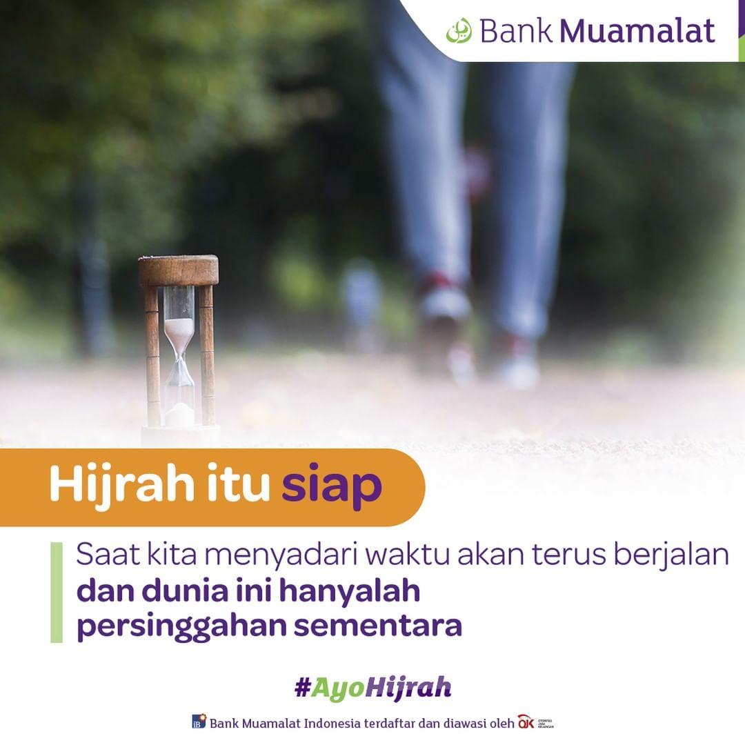 Kayu Sirih Ayohijrah Meski Istiqomah Bukan Hal Mudah Bersama Bank Muamalat Indonesia Bismillah Lebih Berkah