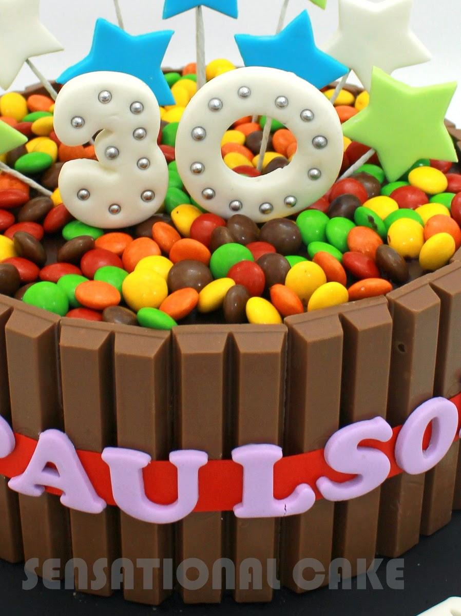 The Sensational Cakes Delicious Kit Kat M Amp M S Favored