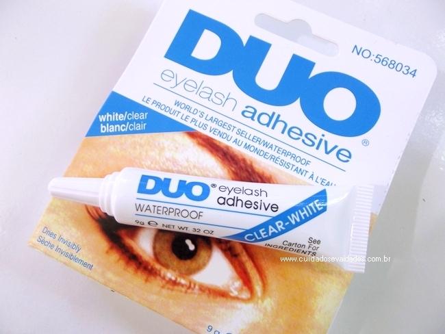 Cola Cílios Postiços Duo Eyelash Adhesive Waterproof