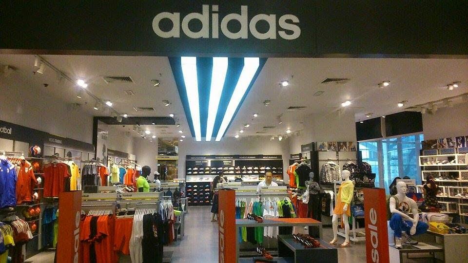 adidas outlet kl