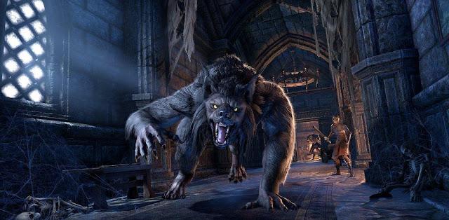 the elder scrolls online Wolfhunter