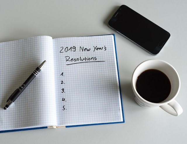 New Year Resolution: A Layman Goal Setting Approach