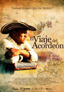 пътуването на акордеона филм колумбия