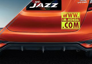 kredit new honda jazz rear