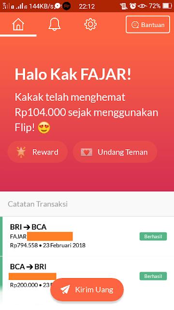 Review Pengguna Flip.id