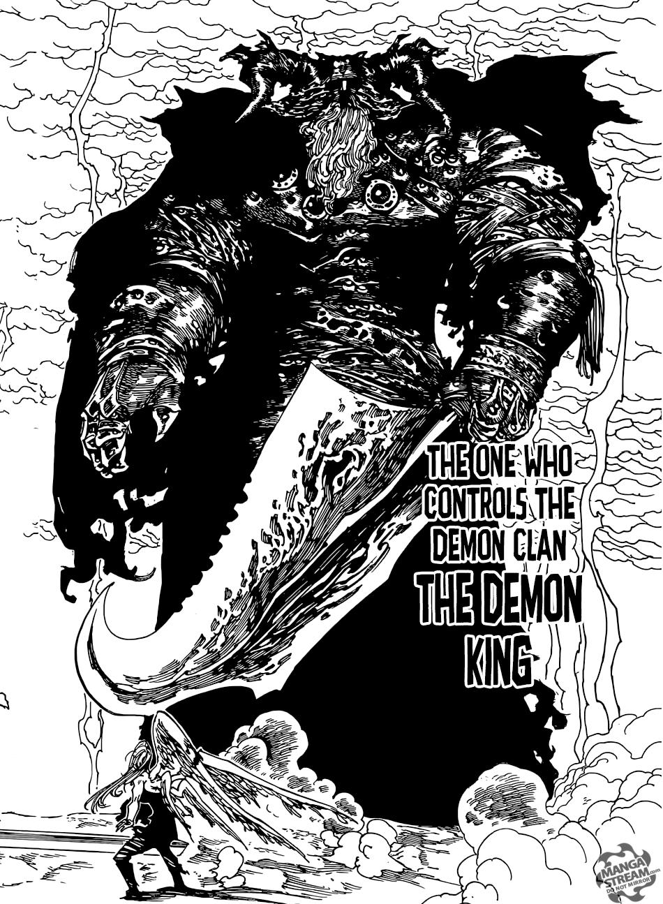 Seven Deadly Sins Manga