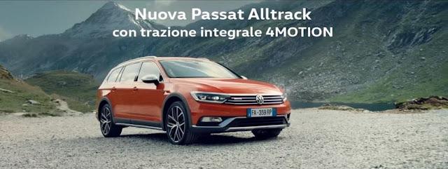Canzone Pubblicità Volkswagen Passat Alltrack 4MOTION Musica Spot