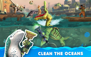 Hungry Shark World v3.0.3 MOD Paid APK