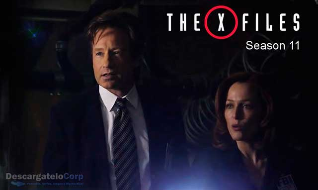 The X Files (Expediente X) Temporada 11 HD 720p Latino