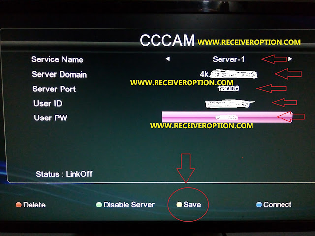 ECHOLINK 570 2018 HD RECEIVER CCCAM OPTION