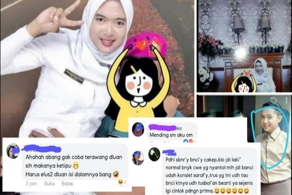 Bidan Waria Viral, Inilah Komentar Netizen, Miris, Kasihan, dan Lucu