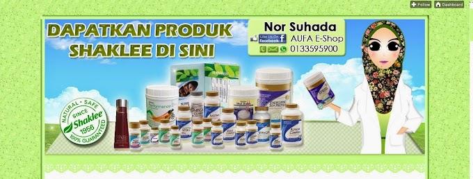 Tempahan Design Blog Nor Suhada