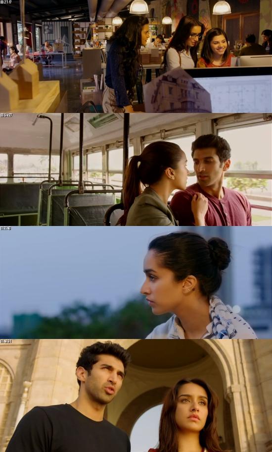 Ok Jaanu 2017 Hindi 720p 480p BRRip x264 Full Movie
