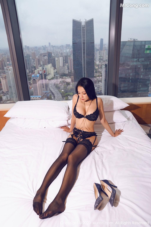 Image XIUREN-No.2142-Victoria-Guo-Er-MrCong.com-006 in post XIUREN No.2142: Victoria (果儿) (59 ảnh)