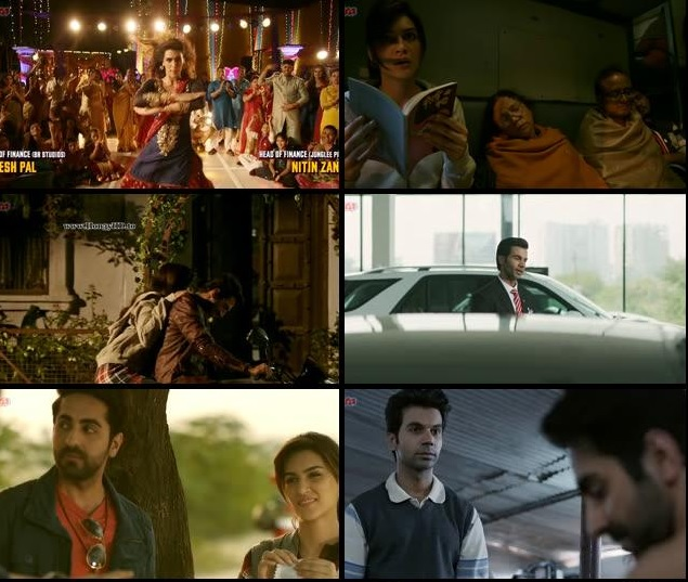 Bareilly Ki Barfi movies hd 720p in hindi