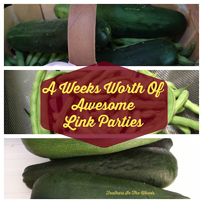 Link parties for every day of the week!
