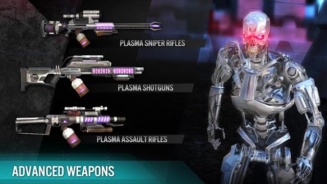 terminator apk for pc