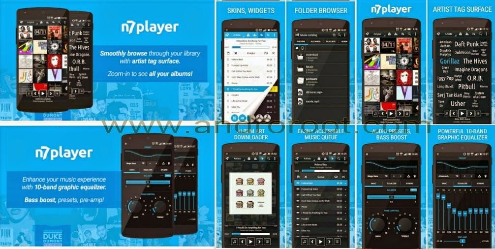 Best Music Player For Android SmartPhone