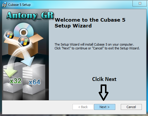 Cubase 5 Version 5 1 1 Full Version 32 Bit / 64 Bit - Free
