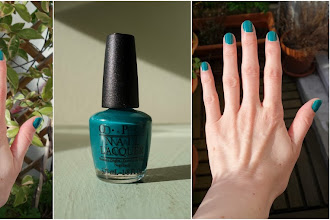Lubie Vernis : AmazON... AmazOFF - Collection Brazil - OPI